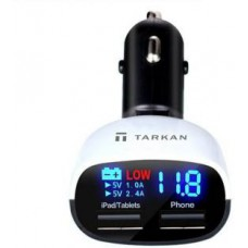 Deals, Discounts & Offers on Car & Bike Accessories - Flat 20% off on Tarkan  Car Charger