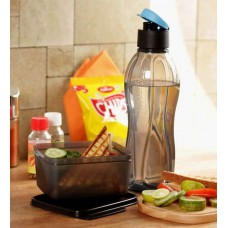 Deals, Discounts & Offers on Home & Kitchen - Tupperware Xtreme set of 1 bottle and 1 container with lid