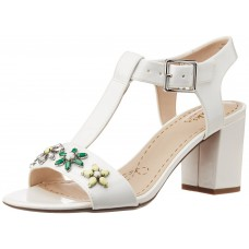 Deals, Discounts & Offers on Women - Clarks  Deva Daisy Leather Fashion Sandals