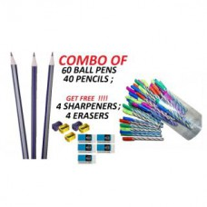 Deals, Discounts & Offers on Stationery - Flat 82% off on FNC Combo