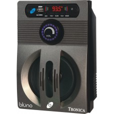 Deals, Discounts & Offers on Entertainment - BLUNO by TRONICA MP3/SD Card/AUX/FM player with Speaker