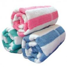 Deals, Discounts & Offers on Home Appliances - B Pitch Cabana Bath Towels  set