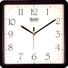 Deals, Discounts & Offers on Home Appliances - Ajanta Black Wall Clock