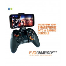 Deals, Discounts & Offers on Gaming - Amkette Evo Gamepad Pro 2 Wireless Controller for Android Smartphone and Tablet