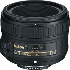 Deals, Discounts & Offers on Cameras - Nikon AF-S NIKKOR Lens, standard black