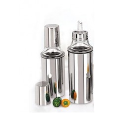 Deals, Discounts & Offers on Home & Kitchen - Zahab Silver  Oil Dispenser