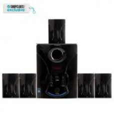Deals, Discounts & Offers on Home Decor & Festive Needs - KRISONS 5.1 BLUETOOTH MULTIMEDIA HOME THEATER WITH FM USB AND AUX