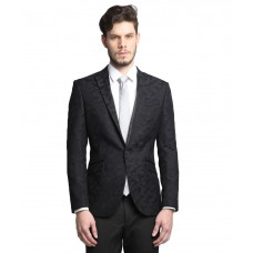 Deals, Discounts & Offers on Men Clothing - BLACKBERRYS Black Regular Fit Blazer