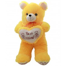 Deals, Discounts & Offers on Baby & Kids - Jumbo Yellow Teddy Bear - 60 cm
