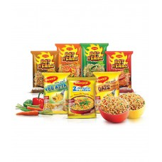 Deals, Discounts & Offers on Food and Health - Maggi Noodles Special Non-Vegetarian Combo Pack of 24