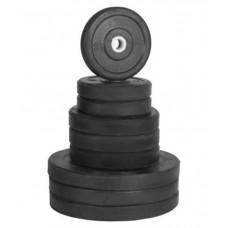Deals, Discounts & Offers on Auto & Sports - Rieker Rubber Weight Plate 24 Kg