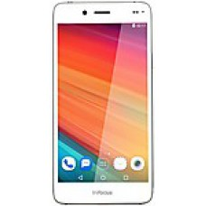 Indiatimes Shopping Offers and Deals Online - Infocus M535 - White & Silver at Rs 7614 only