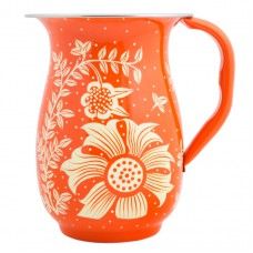 Deals, Discounts & Offers on Home Appliances - Floral Fantasy Pitcher