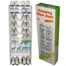 Deals, Discounts & Offers on Home Appliances - Amazing Folding Shoe Rack, Foldable & Portable With 10 Layers