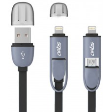 Deals, Discounts & Offers on Electronics - Artis Fc2 Data Sync & Charge 2 In 1 Cable