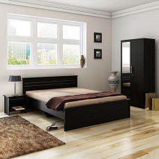 Deals, Discounts & Offers on Furniture - Flat 54% off on Spacewood Carnival Bedroom Set