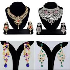 Deals, Discounts & Offers on Women - Glitterati Jewelry Collection by Zaveraat
