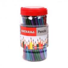 Deals, Discounts & Offers on Stationery - Flat 45% off on Nataraj Marble Finish Pencils Jar