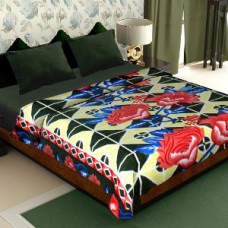 Deals, Discounts & Offers on Furniture - Flat 58% off on Story @ Home Double Size Blanket