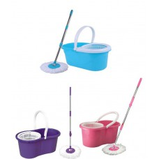 Deals, Discounts & Offers on Home Appliances - Easy Mop With Bucket