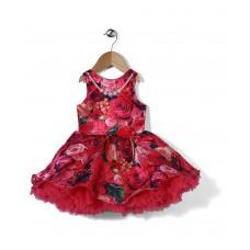 Deals, Discounts & Offers on Kid's Clothing - M'Princess Flower Print Dress