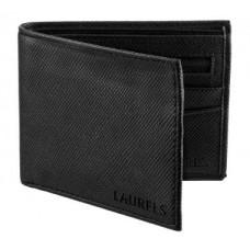 Deals, Discounts & Offers on Men - Flat 85% off on Laurels West Black  Wallet