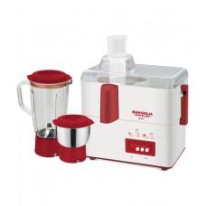 Deals, Discounts & Offers on Home & Kitchen - Maharaja Whiteline Gala  Juicer Mixer Grinder