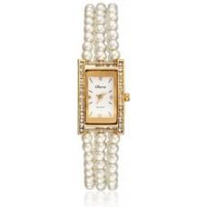 Deals, Discounts & Offers on Women - Oleva OPW10 Gold Analog Watch