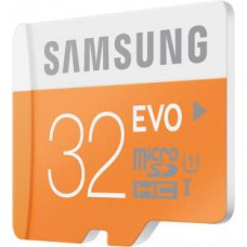 Deals, Discounts & Offers on Mobile Accessories - SAMSUNG Evo 32 GB Micro Memory Card