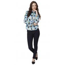 Deals, Discounts & Offers on Women Clothing - Tea Garden Basic Shirt