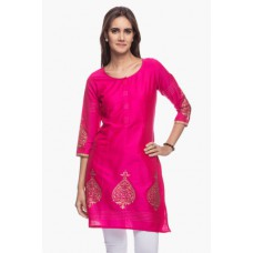Deals, Discounts & Offers on Women Clothing - Upto 68% off on Regular Fit Kurta