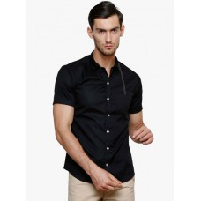 Deals, Discounts & Offers on Men Clothing - Upto 50% off on Solid Slim Fit Casual Shirt