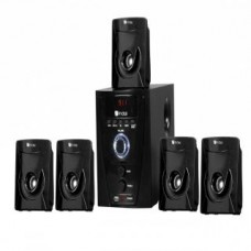Deals, Discounts & Offers on Electronics - Flow Flash 5.1 Multimedia Speaker Home Theater System with FM