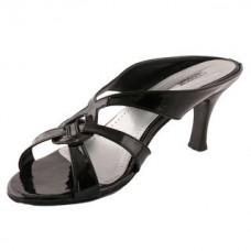 Deals, Discounts & Offers on Foot Wear - Assort Patent Mid Heel