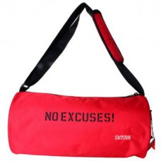 Deals, Discounts & Offers on Accessories - saturn Polyester Red Gym Bag