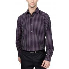 Deals, Discounts & Offers on Men Clothing - Peter England Regular Fit Shirt