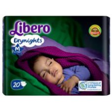 Babyoye Offers and Deals Online - Flat 25% off on Libero Drynights Diaper Med