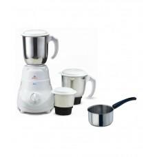 Deals, Discounts & Offers on Home Appliances - Bajaj 3 Jar Mixer Grinder Bajaj Sauce Pan