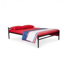 Deals, Discounts & Offers on Home Appliances - Furniturekraft Double Size Metal Queen Bed