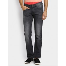 Deals, Discounts & Offers on Men Clothing - Upto  60% off on Dark Grey Slim Fit Jeans