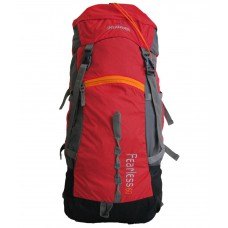 Deals, Discounts & Offers on Accessories - Inlander Red Polyester Hiking Backpack
