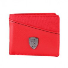 Deals, Discounts & Offers on Men - Puma Red Regular Wallet