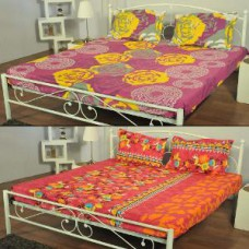 Deals, Discounts & Offers on Home Appliances - Upto 66% Off + Extra 15% Off on Bedsheet Combos