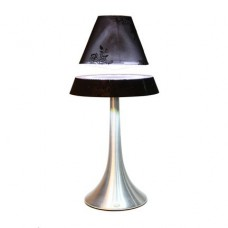 Deals, Discounts & Offers on Home Appliances - Levitation Lamp Aluminum Silver With Air Float Feature
