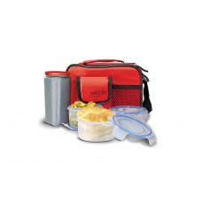 Deals, Discounts & Offers on Home Appliances - Milton Lavish 4 Containers Lunch Box