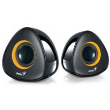 Deals, Discounts & Offers on Electronics - Genius USB Stereo Speakers