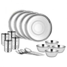 Deals, Discounts & Offers on Home Appliances -  Extra 15% Off Dinner Sets Starting at Rs 799