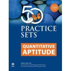 Deals, Discounts & Offers on Books & Media - 50 Practice Sets QUANTITATIVE APTITUDE