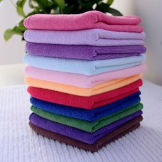 Deals, Discounts & Offers on Home Appliances - Shop Street Plain Multicolour Face Towels