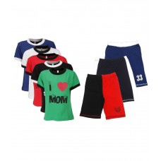 Deals, Discounts & Offers on Kid's Clothing - Upto 79% off on Gooway  Printed T-Shirts